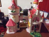 Playmobil 5142 Princess Fantasy Castle + related sets