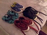 Boys shoes - size 8