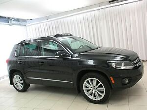 2013 Volkswagen Tiguan VW CERTIFIED! 2.0L TSi Turbo! Highline 4-