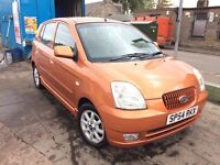 BARGAIN --PICANTO 1.1L--STUNNING LOOKING PX TO CLEAR