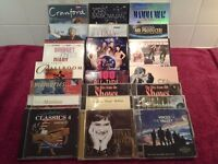 Music-Adventure & Travel - CD's & DVD's - Ready To Play !