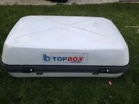 ROOF BOX LOCABLE VERY STRONG