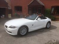 BMW Z4 2.0i SE ROADSTER *ABSOLUTELY IMMACULATE THROUGHOUT* 16,600miles