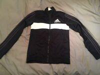 Bran New Black Adidas sports jumper/jacket