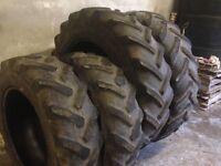 Tractor tyres Massey , Ford , John deer