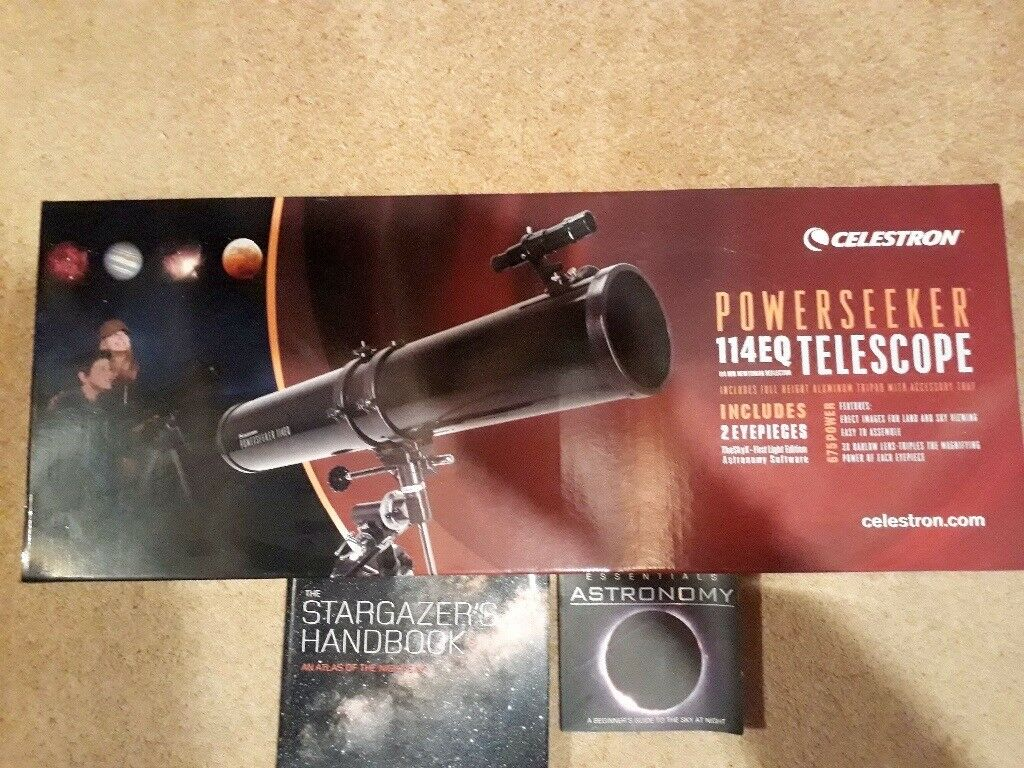 First telescope for astrophotography getting started with
