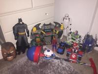 Boys Christmas Toy Bundle