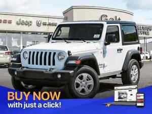 2019 Jeep All-New Wrangler SPORT S 4X4 | UONNECT