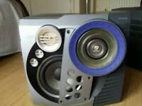 Philips FW-M777 gameport mini system