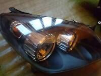 Vauxhalll Astra h headlights