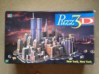 PUZZ 3D JIGSAW New York New York