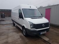 VOLKSWAGEN CRAFTER CR35 TDI 143 LWB 2013REG FOR SALE