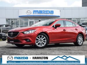 2014 Mazda MAZDA6 GS Keyless entry, Bluetooth, dual climate cont