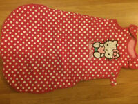 Hello Kitty Baby Sleep bag