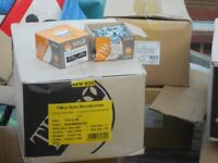 job lot of wood screws timco 4.5x40mm 7000 screws 200 per box 35 boxes brand new
