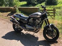 Harley XR1200 only 4250 miles, Unmarked condition.