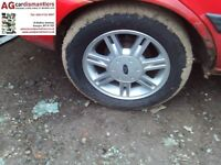 ford fiesta alloys excellent condtion