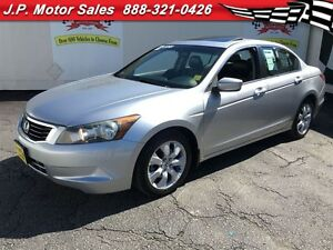 2008 Honda Accord EX-L, Automatic, Leather, Heated Seats, Sunroo