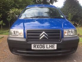 CITROEN DISPACH 1.9D 2006-DISABLED ACCESS/WHEELCHAIR-FSH-IMMACULATE