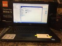 DELL inspiron 15 laptop with 2 month warranty