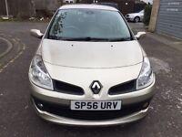 2006 Renault Clio 1.6 VVT Privilege 5dr Automatic Low Insurance Group @07445775115@