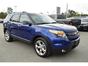 2013 Ford Explorer AWD,Limited+Navigation+7 passagers
