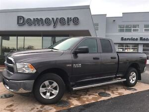 2014 Ram 1500 SXT ONE OWNER...LOCALLY OWNED