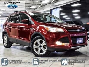 2014 Ford Escape SE, AWD, Pano Roof, Tow pack, Navi, Leather