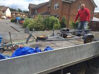 Snipe 12ft Boat Trailer