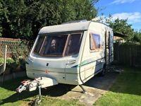 Abbey 215 GTS Vogue Caravan 2 Berth 2003