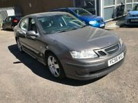 2006 SAAB 9-3 93 1.9 DIESEL MANUAL 120 VECTOR SPORT SALOON 5 SEAT FAMILY CAR GOOD DRIVE N PASSAT