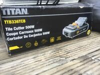 Titon tile cutter