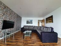 2 bedroom waterfront long term let / short term let ***all bills included***