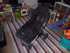 Mamas and Papas Armadillo XT Pushchair (inc extra Yellow fabric covers)