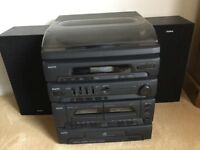 Sanyo digital stereo system