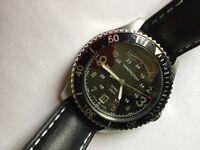 Hamilton Auto Divers Watch 330ft ETA 2824-2 Movement