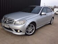 2009 (59) Mercedes-Benz C Class 1.6 C180 BlueEFFICIENCY Kompressor Sport SE Model Finance Available