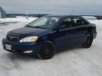 2007 Toyota Corolla LE, 2 Sets Wheels&Tires, Remote Start!