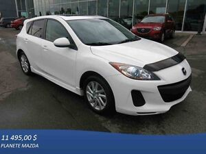 2012 MAZDA 3 SPORT GS GS-SKY CRUISE AIR TOIT OUVRANT