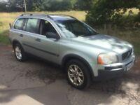 *** Volvo XC90 2003 1 years mot swap px car van ****