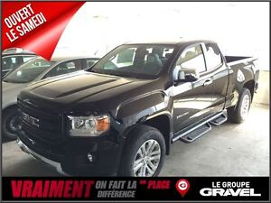 2016 GMC Canyon 122$/SEMAINE CANYON SLT EXTENDED 4X4