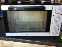Portable hob/oven