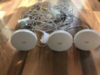 BT Whole Home WiFi - 3 discs