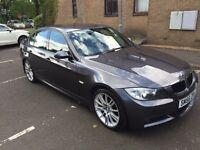 BMW 320i M Sport E90 M 3 series Low Miles Stunning
