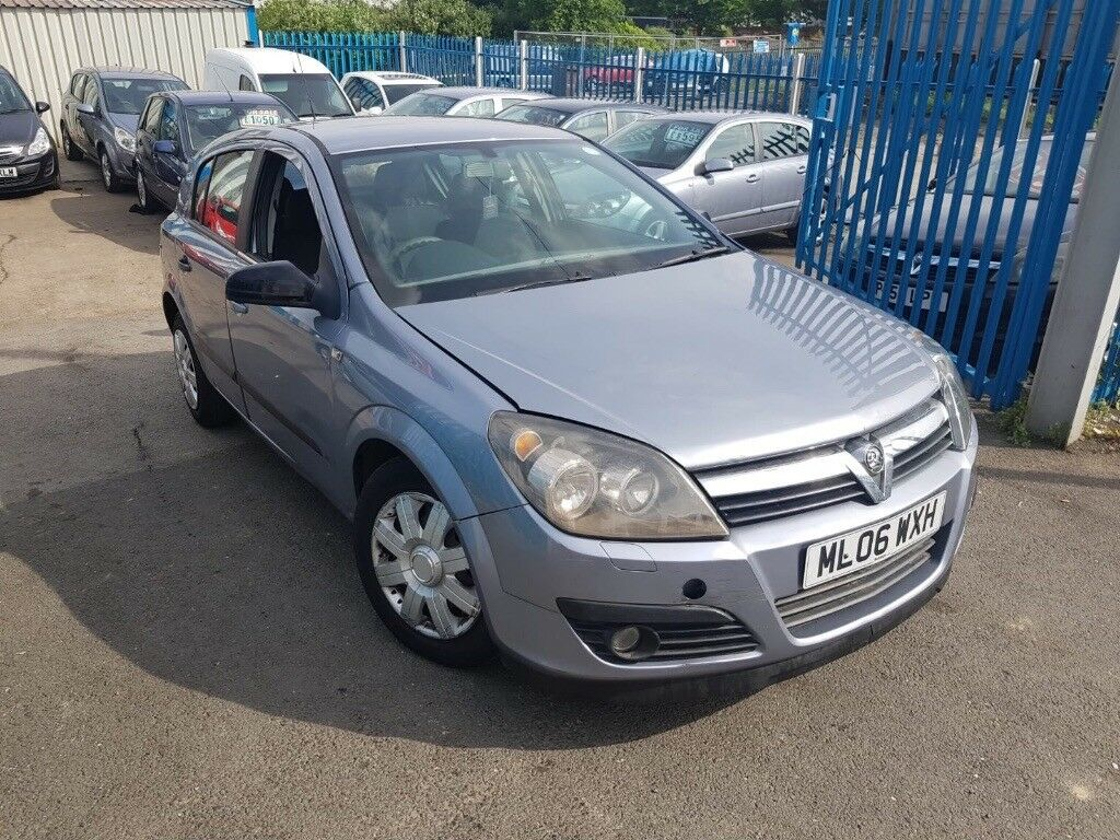 2006 06 VAUXHALL ASTRA 1.6 LIFE TWINPORT BARGAIN!!!! | in ...
