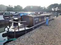Expressions of Interest for a 1/12th share in a narrowboat