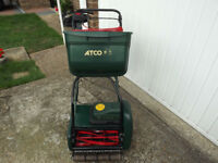 Atco Windsor 14S Self Propelled Electric Mower