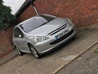 Peugeot 307 1.6 petrol spares or repairs