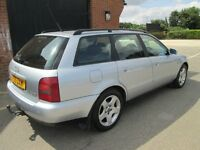 AUDI A4 AVANT ESTATE QUATTRO DIESEL MANUAL Part exchange available / Credit & Debit cards accepted