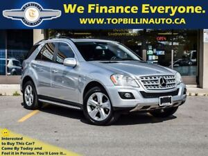 2009 Mercedes-Benz M-Class ML-320 Fully Loaded, 105K kms
